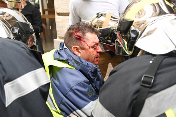 Tirs de LBD 40 sur des manifestants : qu'en dit le tribunal administratif de Lyon ?