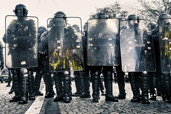 avocat-droits-des-libertés-Violences policières-ville de lyon